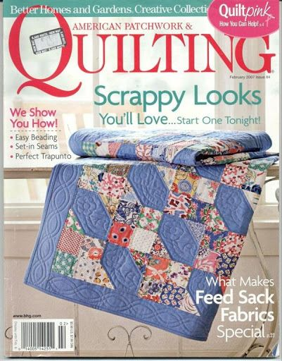 American Patchwork and Quilting - YOYO - Picasa Web Albums