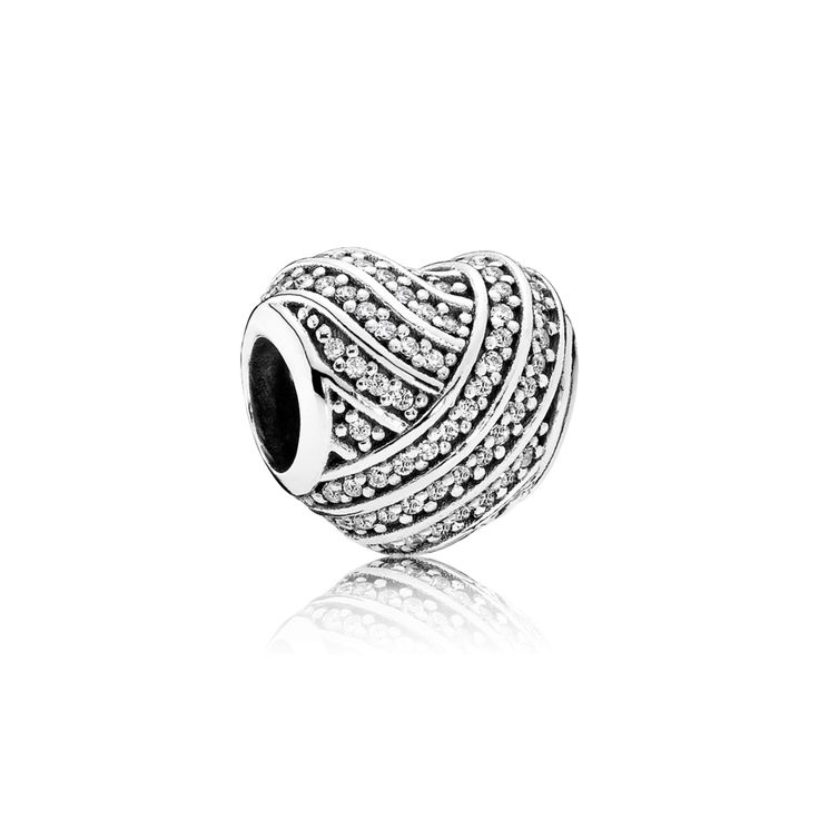 PANDORA | Love Lines charm #jewelry #MothersDay