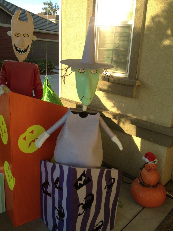nightmare before christmas decorations halloween - Tim Burton Halloween Decorations