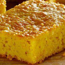 Delicioso y esponjoso pan de elote 100% casero con el toque de las abuelitas…