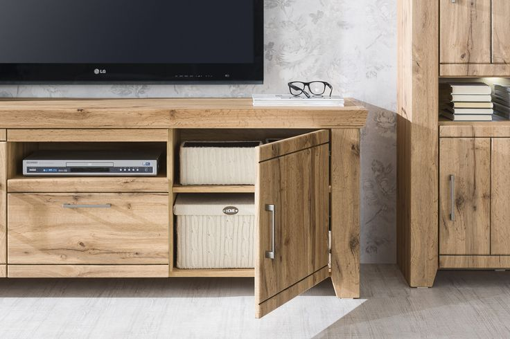 STROMBERG - Obývačková zostava, vyhotovenie: Dub wotan