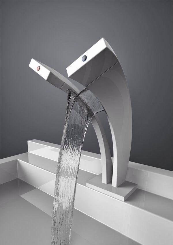 Dual-head faucet!