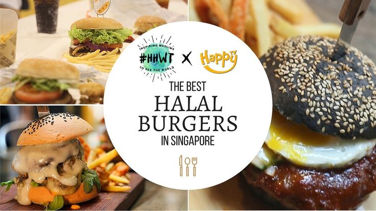 The Best Halal Burgers in Singapore - WATCH VIDEO HERE -> http://singaporeonlinetop.info/food/the-best-halal-burgers-in-singapore/    Continuing on Have Halal Will Travel X Happy TV's collaboration, Melvin, Suzana, Elaine and Ashley check out the best halal burger joints in Singapore! Watch them take on The Tower of Power, The Heisenberger, The Permaisuri Burger and many more tall orders! Starring: Melvin, Suzana, Elaine, a...
