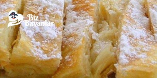 Kürt Böreği Tarifi Bizbayanlar.com  #PudraŞekeri, #SıvıYağ, #Su, #Tereyağ, #Tuz, #Un,#BörekTarifleri http://bizbayanlar.com/yemek-tarifleri/hamurisi-tarifleri/borek-tarifleri/kurt-boregi-tarifi/