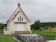 Church at Mourea, Rotorua, NZ