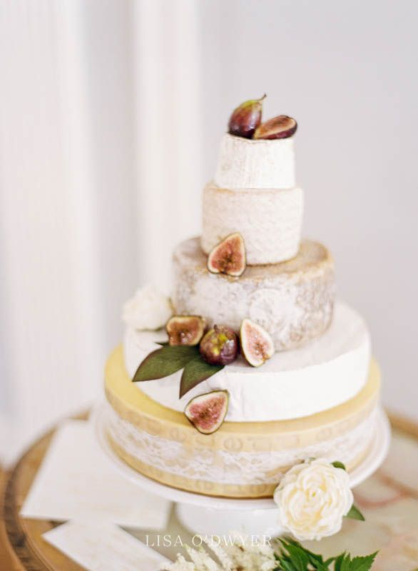 cheese-wedding-cake-Babette's-feast-Lisa-O'Dwyer-3 | Babette's Feast Catering cheese wedding cake | Lisa O'Dwyer Denver high high end wedding photographer | Bon Appetit magazine