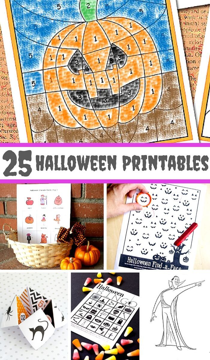 177 best free halloween printables images on pinterest coloring