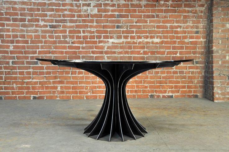 Vintage Industrial Compressor Table by VintageIndustrial on Etsy https://www.etsy.com/ca/listing/203726622/vintage-industrial-compressor-table
