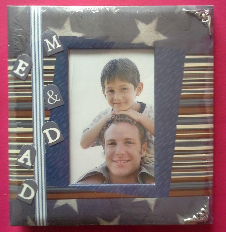 Dad and Me Photo Album