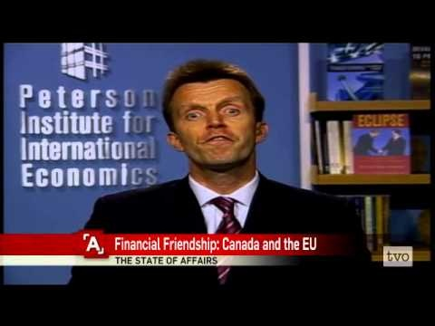 Europe remains on the economic brink and the United States is still struggling. The Agenda takes a look at Europe's economy and whether Canada should pursue closer ties with the EU.