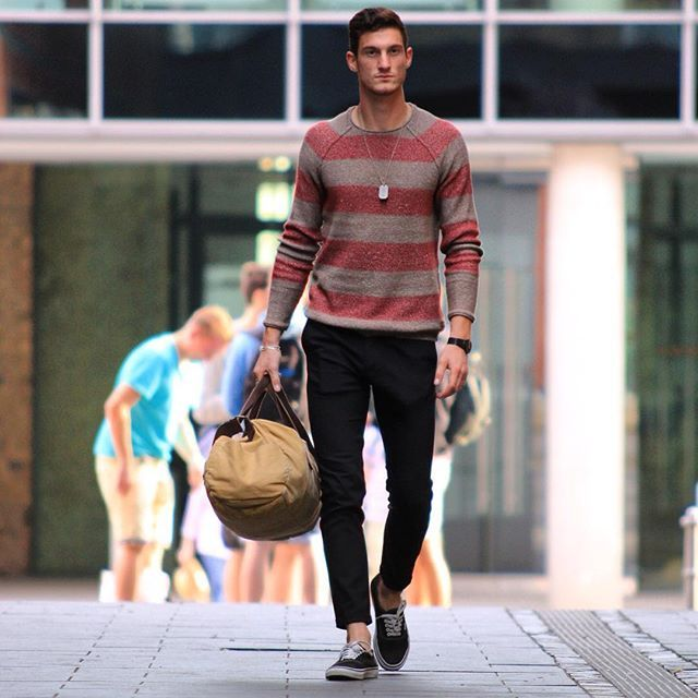Check out this ASOS look http://www.asos.com/discover/as-seen-on-me/style-products?LookID=452423