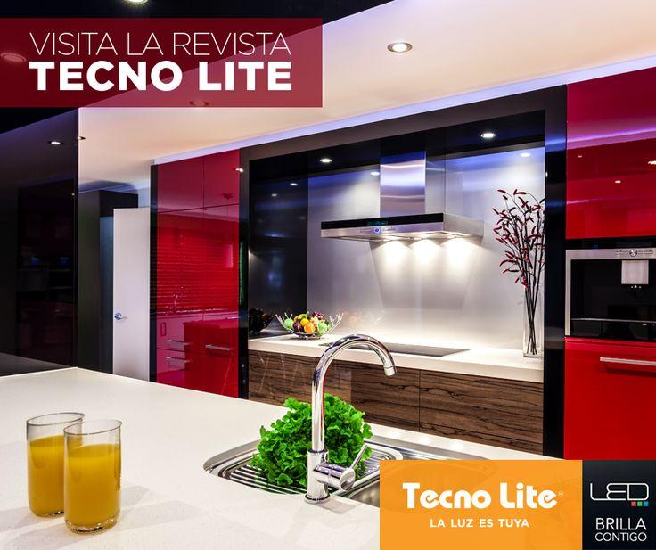 Crea un espacio funcional y bello ideas para iluminar tu - Crea tu cocina ...