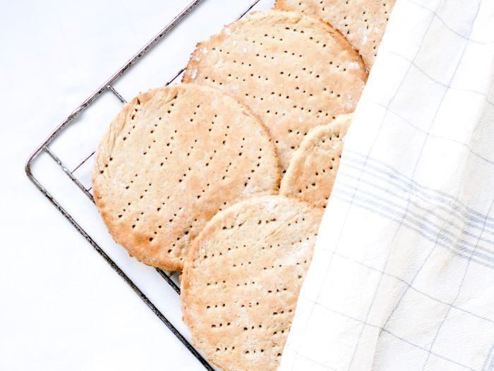 Polarbrød - bytt rug med havre/quinoa