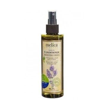 Melica - Odżywka w sprayu zapewniająca trwałość koloru z ekstraktem z lawendy i filtrami UV