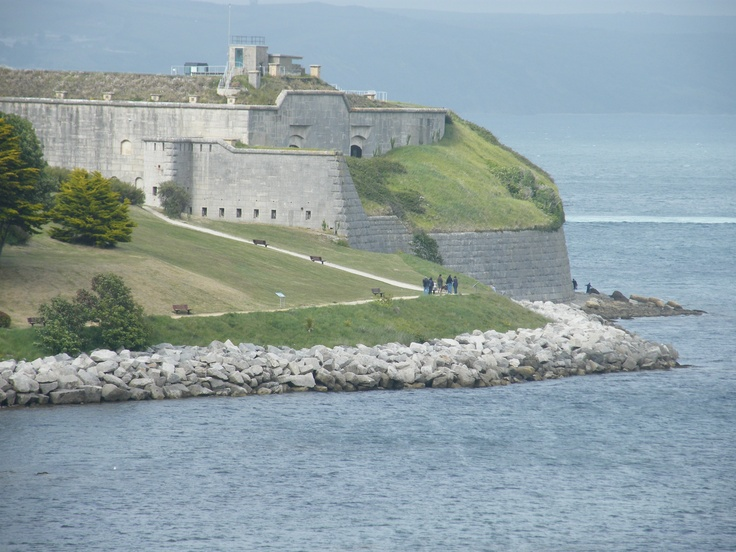 The Nothe Fort, Weymouth - May 29th 2011
