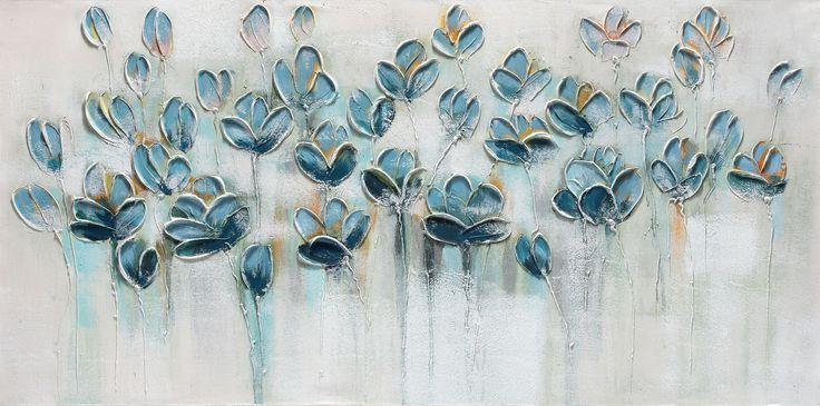 Dipinto art. z441 60x120 - Original paintings, Nature, Art and images - Bubola & Naibo