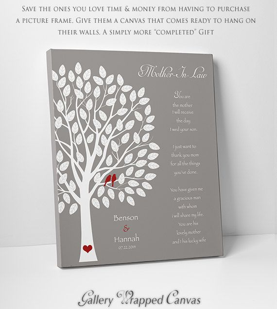 Wedding Gift Ideas For Mother In Law : Mother In Law Gift, Wedding Gift, Mother In Law Birthday Gift, Mother ...