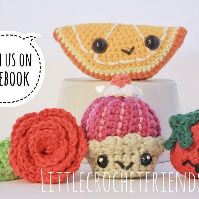 I have also created a Facebook page for those who are interested http://www.facebook.com/littlecrochetfriends . You can also check the prices there :) / También he creado una página de Facebook para aquellos que estéis interesados www.facebook.com/littlecrochetfriends . También podéis comprobar los precios. Están en coronas noruegas pero si te interesa alguno ponte en contacto conmigo :) #crochet #amigurumi #creatividad #handmade #hechoamano #cute #ganchillo #crocheting #sweet…