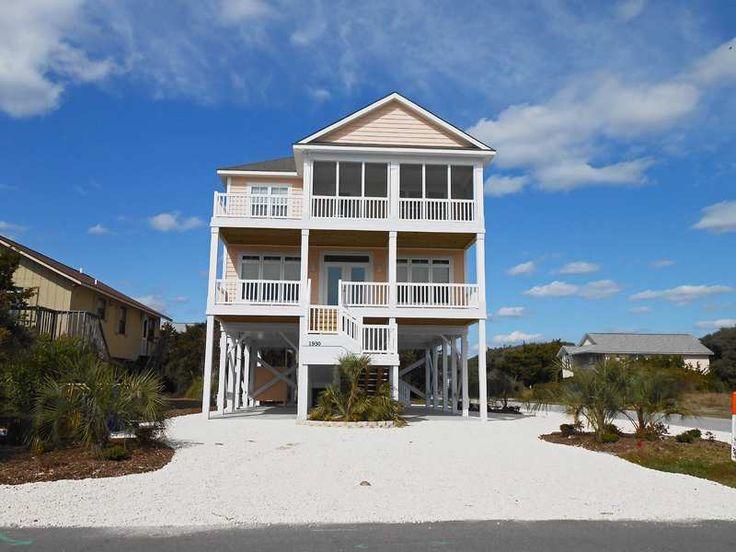 Vacation Rentals Oak Island Nc