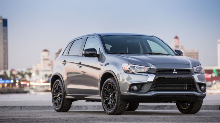 With advanced technology and additional new features, it's hard not to love the new 2017 Mitsubishi Outlander Sport LE. #Mitsubishi #Outlander #Technology #Tech #Cars #Vehicles #Automotive