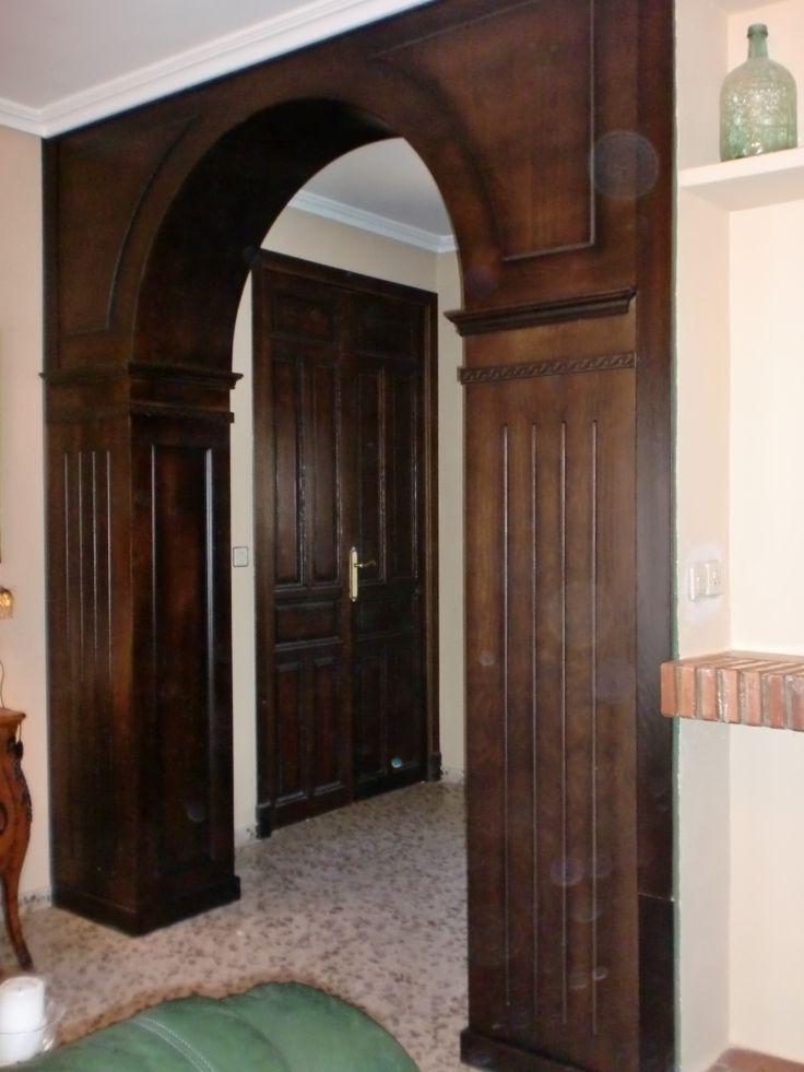 17 best images about marcos de puertas on pinterest the - Marcos de puertas ...