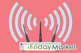 Router modem access point technician 0556789741 installation repair in JVC Dubai in UAE - FridayMarket