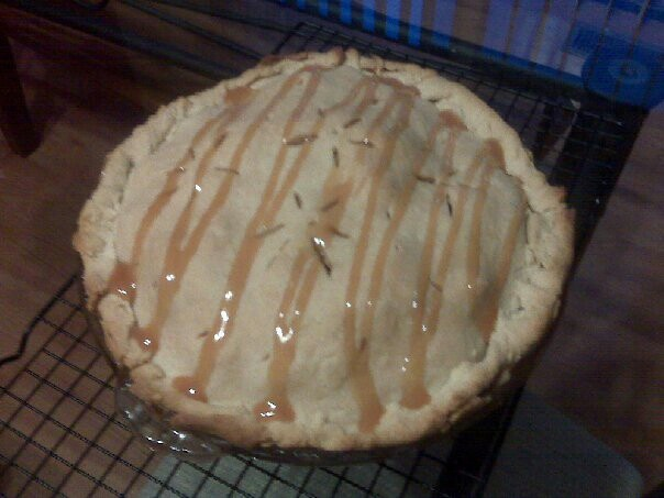Pecan caramel apple pie | amateur cakes, cookies, cupcakes and food I ...
