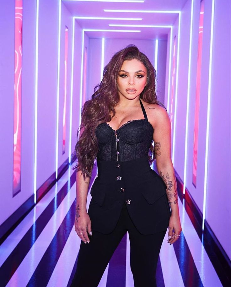Jesy for LM the Search in 2020 | Little mix outfits ...