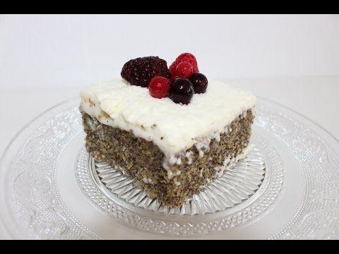 Türkischer Mohnkuchen - YouTube