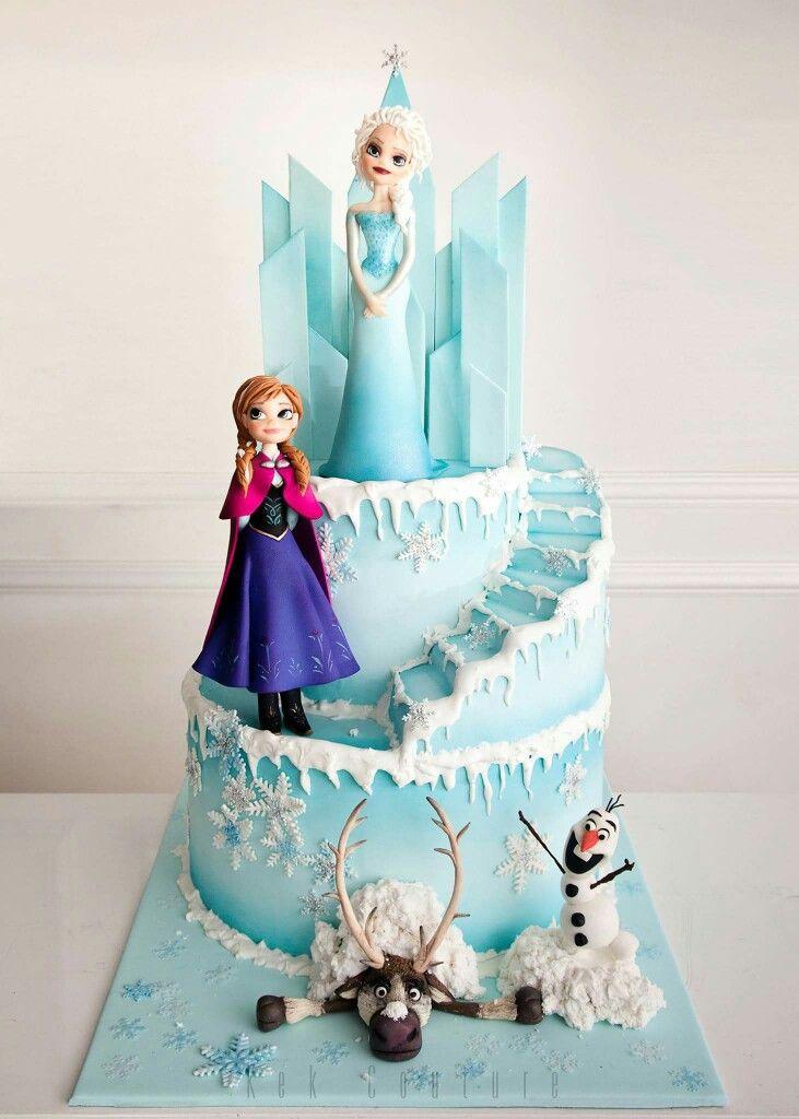 1000 ideas about disney frozen cake on pinterest frozen