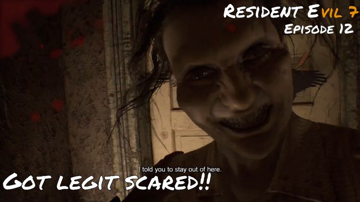 Resident Evil 7 | Marguerite baker is back, and even more crazy! turning...