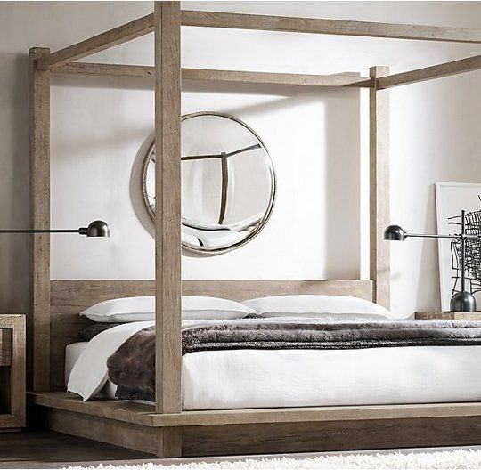 Just What Does a $48K Canopy Bed Look Like Anyway?