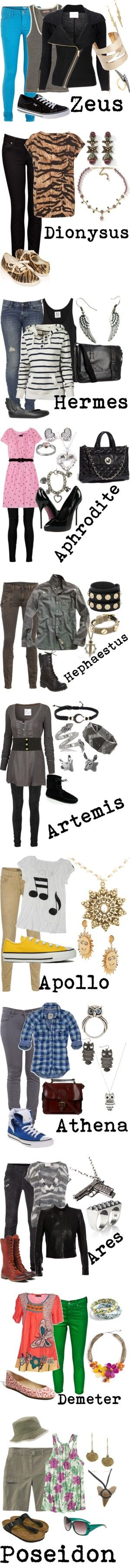 """""""Inspired by Percy Jackson"""" by achtungemilie ❤ liked on Polyvore"""