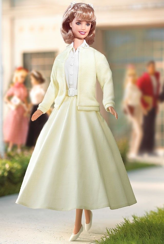 2004 Barbie as Sandy from Grease Barbie® | Grease Barbie Dolls Collection *POP CULTURE