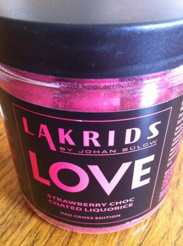 Sharing is Caring: #LakridsLove to all bloggers & partners at our #Valentines #Blogger #Event #sharingiscaringdk #LFW