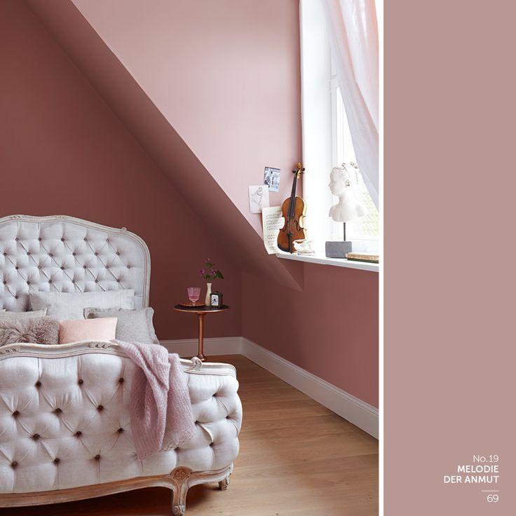 Alpina Feine Farben Farbenführer Zimmer farben, Wohnung