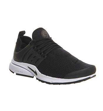 best service 82c86 503ce ... Nike, Air Presto Womens, Black White Nike Air Presto Junior .