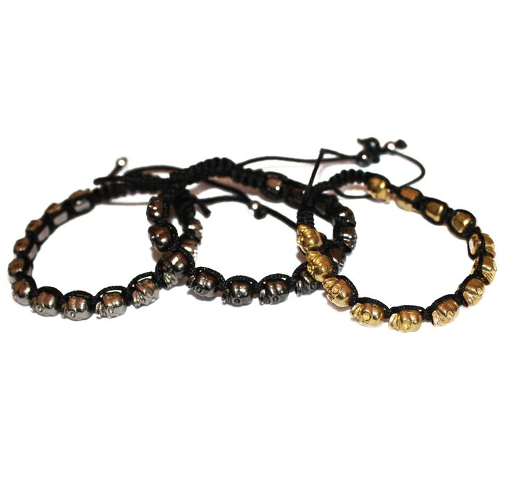 Skull Shamballa - Venture Collection - Online Men's & Women's Fashion Accessories Store with Free Shipping