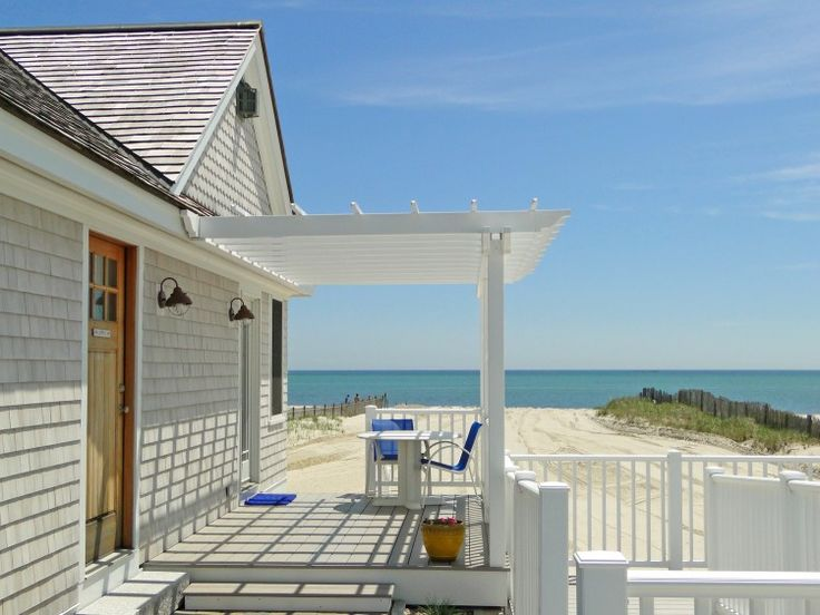 Inn on the Beach is located in Harwich Port, MA and pretty much speaks for itself.
