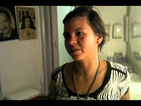 Entrevista Liliana Saumet (Bomba Estéreo), no Rio