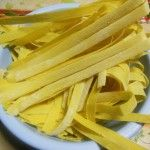 RICETTA : Pappardelle all'Uovo