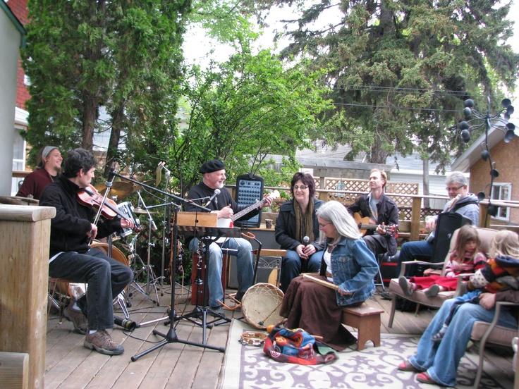 Cathedral Village Arts Festival - Music to dance too! #Saskatchewan
