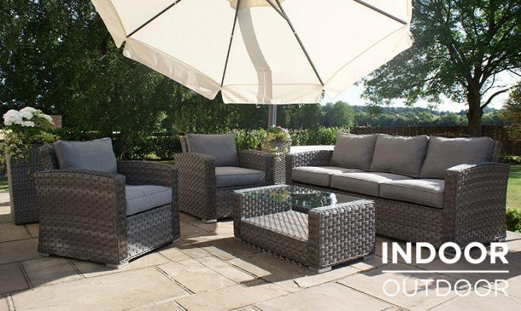 Tortola Sofa Set #outdoor #interiors #garden #summer #fishpools