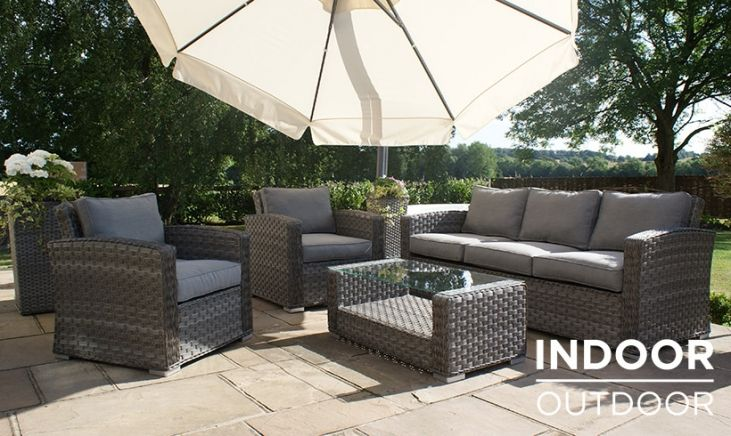 Tortola Sofa Set #outdoor #interiors #garden #summer #fishpools