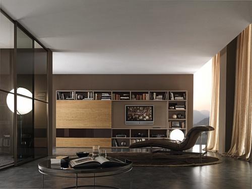 contemporary media room decorating arrangement idea. Media Room Dvd Storage Design, Pictures, Remodel, Decor And Ideas - Page 12 Contemporary Decorating Arrangement Idea