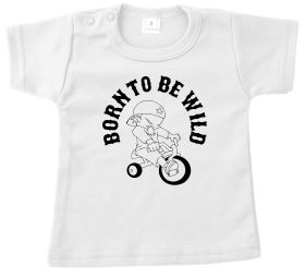 Baby T-Shirts :: T-Shirt - Born to be Wild