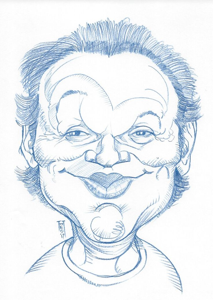 Billy Crystal... by Theo.