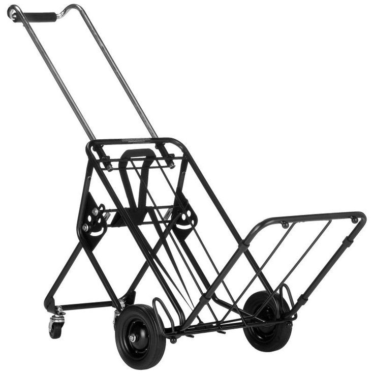 Norris 450 Folding Hand Cart with Kick Out Wheels - 450
