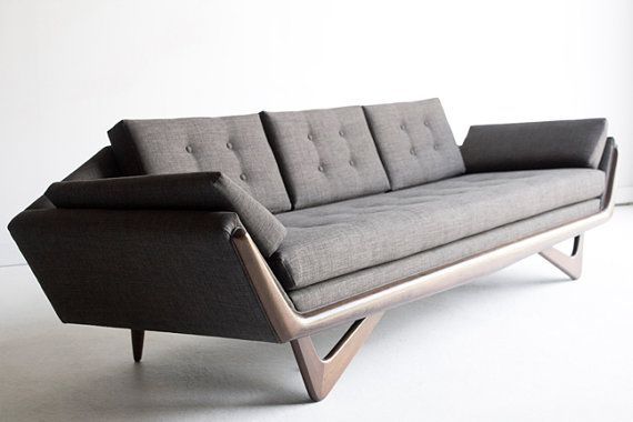Mid Century Modern Design Craft Associates Sofa by CraftAssociates
