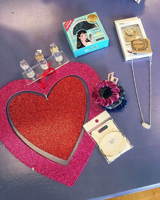 Valentines Day is right around the corner so we have a variety of gifts available - whether that is a youre my person bracelet or a princess ring we have the perfect gift for your special someone!  #valentinesday #theperfectgift